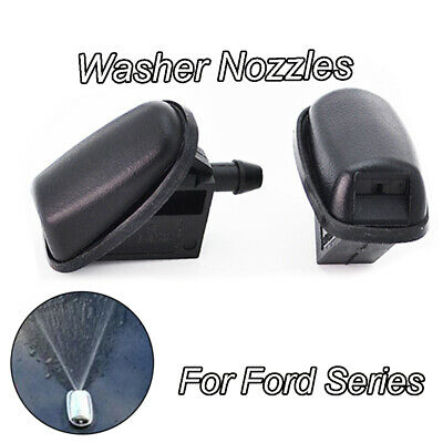 Kit For Ford Focus MK3 C-Max Mondeo MK4 Windscreen Washer Nozzle Jet Sets