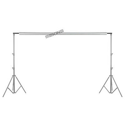 4 Sections Cross Bar 3m 10Ft adjustable Studio Photo Background Backdrop Support