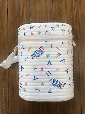 Avent Naturally Insulated Bottle Bag With Strap