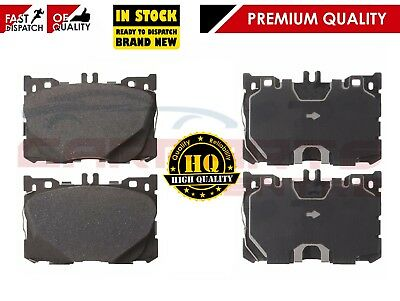 For Mercedes Benz C43 E43 Amg Front Premium Quality Apec Sport Brake Pads Set