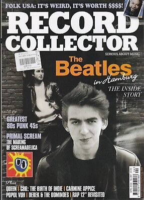 UK Record Collector Magazine - Apr 2011 - The Beatles - Free Postage