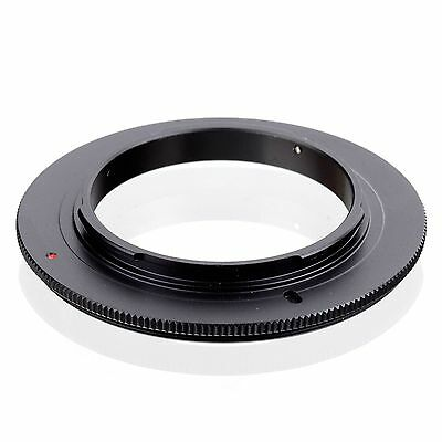 62mm Lens Mount Reverse Macro Adapter Ring  for NIKON AI/AIS DSLR Camera
