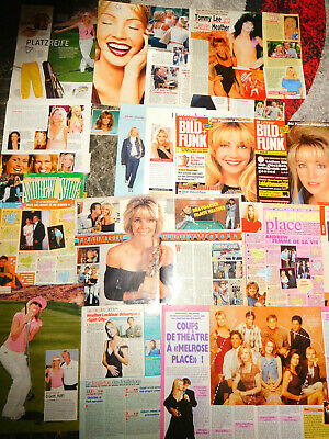Heather Locklear  18  Teile/parts  Clippings  0718