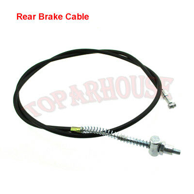 Rear Drum Brake Cable For YAMAHA PEEWEE PW50 1981-2016 PW50 Y-Zinger 50 PY50