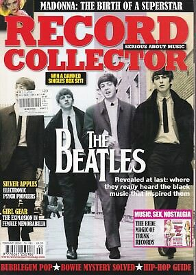 UK Record Collector Magazine - Feb 2013 - The Beatles - Free Postage