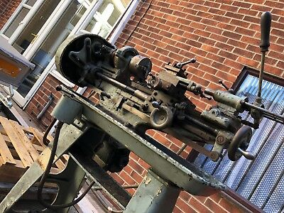 Lathe Myford ML4 Drummond M metal model engineering steam watchmaker clockmaker