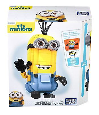 Astounding Mega Bloks Cnf59 Monster Build A Minion Toy New 25 99 Andrewgaddart Wooden Chair Designs For Living Room Andrewgaddartcom
