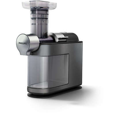 PHILIPS Avance Collection HR1947/30 Extracteur de jus MicroMasticating gris NEUF