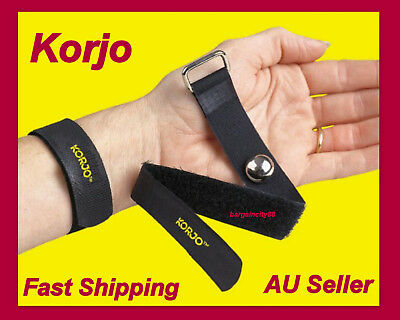 2x Korjo Anti-nausea Travel Wrist Bands Sea Boat Car Bus Sickness Wristbands Set