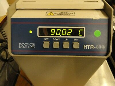 KAYE Instrruments HTR-400, Dry Well Temperature Bath