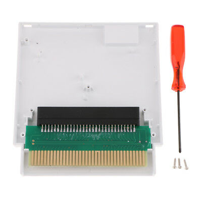 MagiDeal Adapter Converter Famicom 60 Pin to 72 Pin for Nintendo NES Console