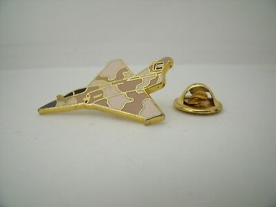 Pin's Pins Pin Badge AVION DE CHASSE MIRAGE 2000 Armée de L'Air DASSAULT TOP ! 2