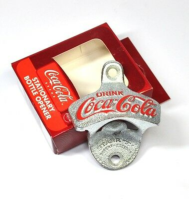 Original Starr X Coca Cola Flaschenöffner Wandmontage USA Bottle Opener
