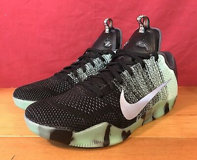 quality design a8358 aa36d Nike Men s Kobe XI (11) Elite Low AS All Star Green Glow 822521 305