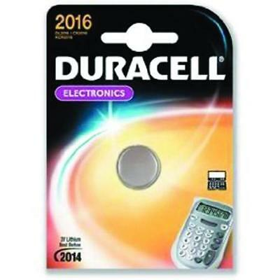 Batteries Duracell Special Lithium 3V Cr 2016