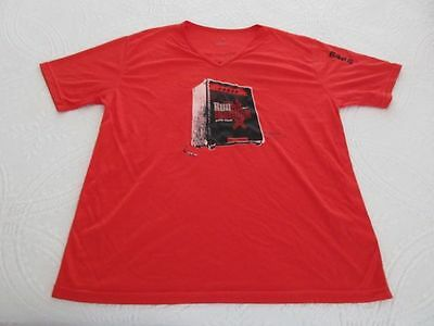 Nice 2003 Nike Run Hit Wonder La Dri-fit T-shirt Made In Usa Xl #6837 Vintage Vtg Activewear Tops Men's Clothing