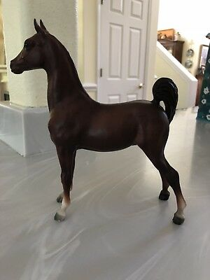 Breyer Molding Co Horse Model Toy Brown Standing Figurine