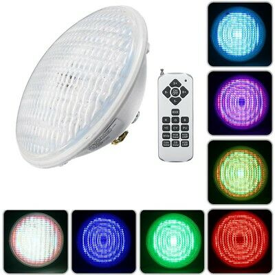 36W Par56 RGB LED Underwater Waterproof Swimming Pool Light IP68 Remote Control