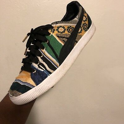 info for 4f182 e4a1c PUMA COOGI SWEATER Clyde Coogi. 36490701 size 13 us multi color gold