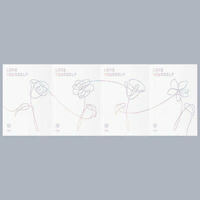 NEUF CD - Love Yourself:Her  - Bts