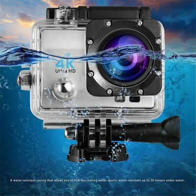Action Camera Remote Ultra HD 4K WiFi 1080P/60fps 2.0 DV Sport Camera Q3H LOT XB
