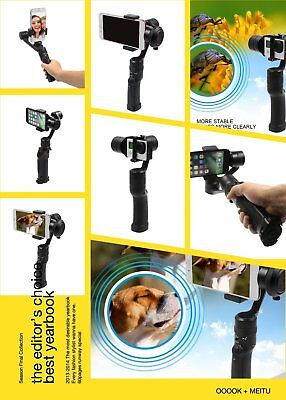 iSteady GC2/GC3/X3-pro 3-Axis Shaft Handheld Smartphone/Camera Stabilizer AU