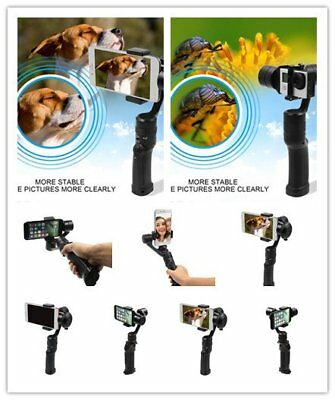 iSteady GC2/GC3/X3-pro 3-Axis Shaft Handheld Smartphone/Camera Stabilizer AW