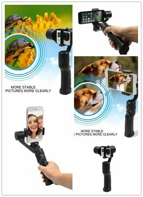 luxury GC2/GC3/X3-pro 3-Axis Shaft Handheld Smartphone/Camera Stabilizer AU