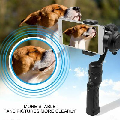 iSteady GC2/GC3/X3-pro 3-Axis Shaft Handheld Smartphone/Camera Stabilizer A