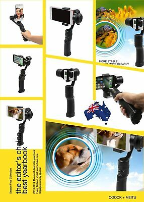 iSteady GC2/GC3/X3-pro 3-Axis Shaft Handheld Smartphone/Camera Stabilizer AS