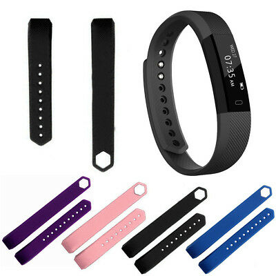 Replacement Silicone Wristband Strap Spare Band For Veryfit Id115 Tracker