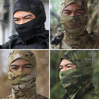 Multicam CP Balaclava Military Army Ski Gym Cycling Full Face Mask Cap Hat Cover
