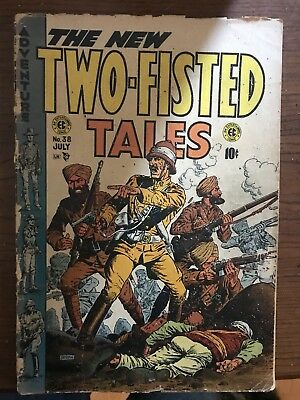 Two-Fisted Tales #38 (Jul 1954, EC)