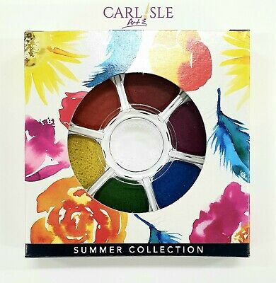 Micador Brilliant Water Colours Summer Collection Of 6