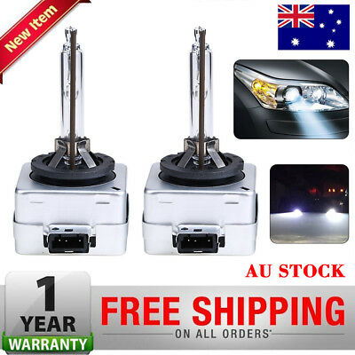 35W D1S / D1R HID Xenon Headlight fit Philips or OSRAM Bulb 4300k New X2