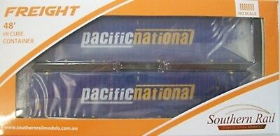 Southern Rail Pacific National 48' Hi Cube Container