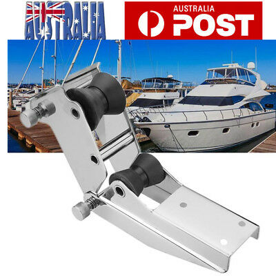 316 Stainless Steel Marine Boat Bow Anchor Hinged Bow Roller Anchor AU
