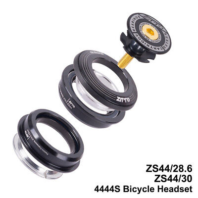 Bicycle 44mm Headset MTB Sealed Bearing Headset Cycling Tapered Bowl Group NEW