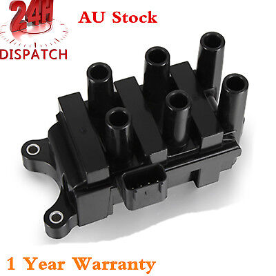 Ignition Coil Pack Ford Falcon AU2 AU3 4.0L 6cyl 2000-2002 High Quality