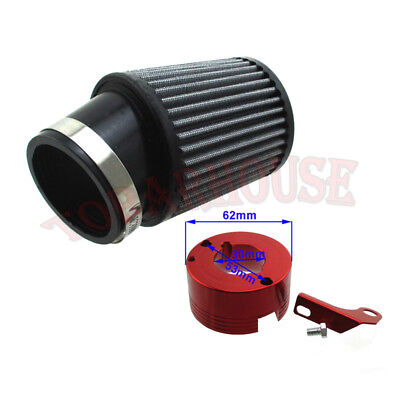 Air Filter Adapter Kit For Honda 11Hp 13Hp GX340 GX390 Engine Go Kart Lawnmowers