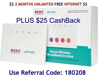 Vivid Wireless_TWO MONTHS FREE_Plus $26 cash back_Use Referral Code 180208