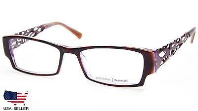2dc512c4a2 NEW PRODESIGN DENMARK 5616 c.5034 BROWN EYEGLASSES FRAME 51-16-135 B29mm
