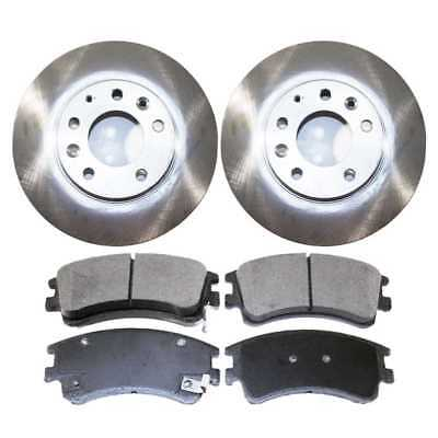 Set of Rotors & Performance Pads Fits 03-05 Mazda 6 w/Lifetime Warranty