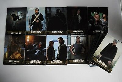 Marvel Sleepy Hollow  Season 1 Full Premium Base Card Set