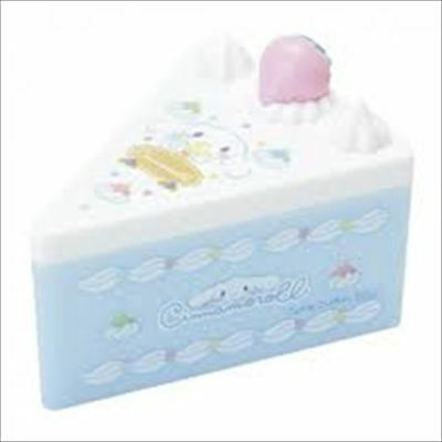 SANRIO Cinnamoroll Cake Case Plastic Case without Printed Cookies New Japan F/S