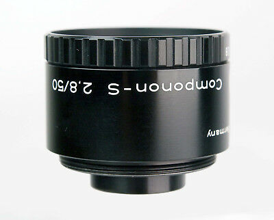 Schneider Kreuznach Componon-S 2,8/50mm 50 mm 1:2,8 enlarger lens 12864427