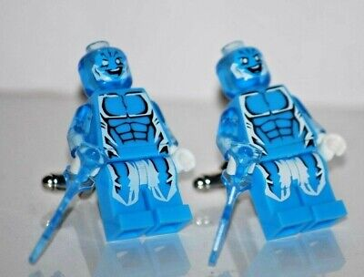 Handmade LEGO® Electro Marvel Cufflinks, Silver Plated Toggles, Gift Boxed!