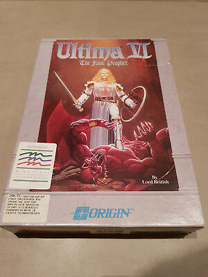 Ultima VI - The False Prophet - PC - Hülle
