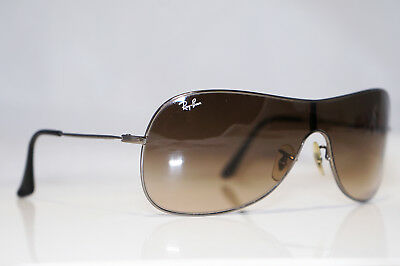 bf95f6094f RAY-BAN MENS DESIGNER Sunglasses Silver Shield RB 3211 003 21 17598 - EUR  45