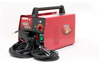 Lincoln Electric Weld Flux Pack HD Wire Feed Welder,Steel,Welding Contractor
